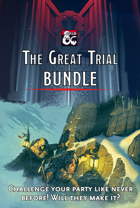 The Great Trial [BUNDLE]