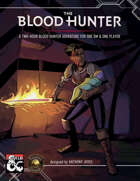 The Blood Hunter (Fantasy Grounds)