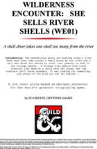 She Sells River Shells