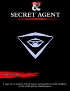 The Secret Agent Archetype for Rogues [D&D 5e (2020)]