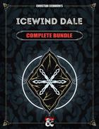 Icewind Dale: Complete Bundle [BUNDLE]