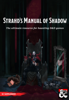 Strahd's Manual of Shadow