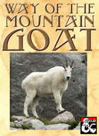 The Way of the Mountain Goat: A New Monastic Tradition