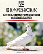 Silvan Folk: A 5e bird race that loves nature and hard liquor
