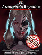Annalyse's Revenge - Adventure
