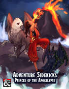 Adventure Sidekicks: Princes of the Apocalypse
