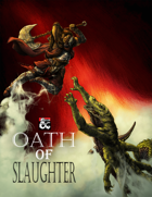 Arena of Champions - The Oath of Slaughter: A New Paladin Oath