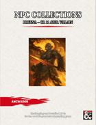 NPC Collections Bretna - CR 11 Azer Villain
