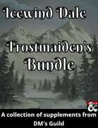 Icewind Dale - Frostmaiden's Bundle [BUNDLE]
