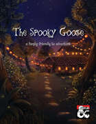 The Spooky Goose