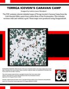 RF07: Rime of the Frostmaiden - Torrga Icevein's Caravan Camp (COLD-HEARTED KILLER)