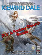 Icewind Dale - A Setting Guidebook (PDF & FG) [BUNDLE]