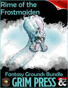 Fantasy Grounds Rime of the Frostmaiden [BUNDLE]