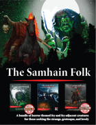 The Samhain Folk [BUNDLE]