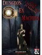 Dungeon ex Machina (Fantasy Grounds)