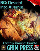 Fantasy Grounds Descent into Avernus [BUNDLE]