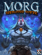 Morg: Rimeblessed Vampire