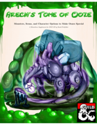 Arecia's Tome of Ooze
