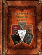 Wolvesbane Manor Adventures Volume 1 [BUNDLE]