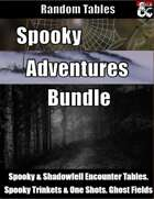 Spooky Adventures Bundle [BUNDLE]