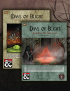Days of Blight [BUNDLE]