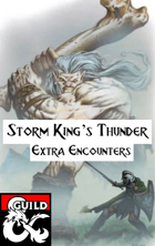 Storm King's Thunder: Extra Encounters