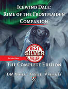 Rime of the Frostmaiden Companion - The Complete Edition