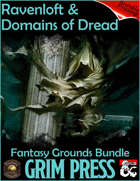 Fantasy Grounds Curse of Strahd [BUNDLE]
