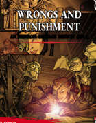 Wrongs and Punishment: An Eberron Salvage Mission
