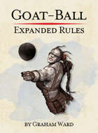Goat-Ball: Expanded Rules