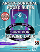 Arctic Survival House Rules for Icewind Dale