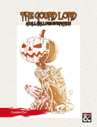 The Gourd Lord - An All Hallow's Eve Patron