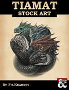Tiamat Stock Art
