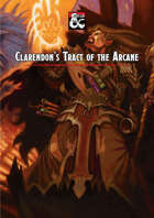 Clarendon's Tract of the Arcane