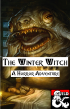 The Winter Witch: An Icy Horror Oneshot