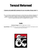 Terazul Returned
