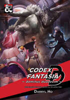 Codex Fantasia: Dominus Duodecim (Anime-Inspired Character Options)