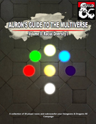 Auron's Guide to the Multiverse Vol II