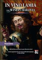 In Vino Lamia - the Wines of Barovia