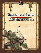 Prestige Class Compendium Vol.01