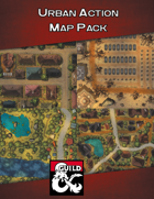 Streets, Market and Graveyard Map Pack