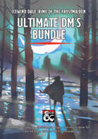 Rime of the Frostmaiden Ultimate DM's Bundle [BUNDLE]