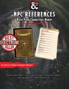 NPC References