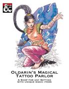 Oldarin's Magical Tattoo Parlor