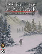 Song of the Mountain: A Player Primer Adventure (Fantasy Grounds)