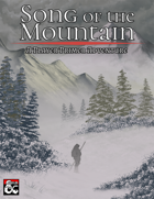 Song of the Mountain - PDF & VTT [BUNDLE]