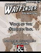 Voice of the Obsidian Idol