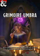 Grimoire Umbra