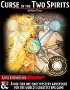 Curse of the Two Spirits (Fantasy Grounds)