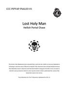 CCC-Pipyap-PhAL03-01 Lost Holy Man: Portal Chase through Maladomini